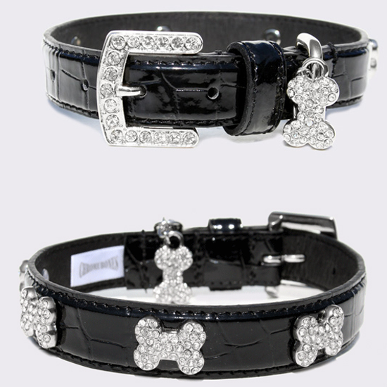Small dog collars